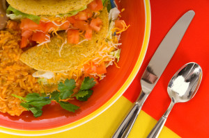 Mexican restaurant POS