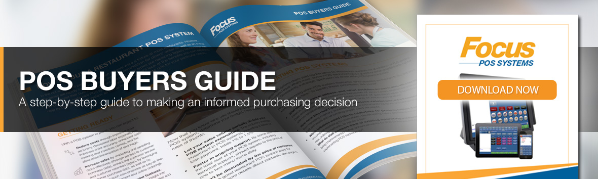 Restaurant POS Buyers Guide