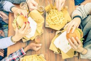 fast food POS system